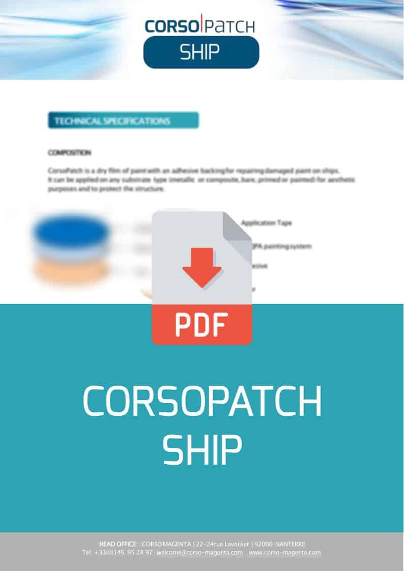 , Corso Patch Ship