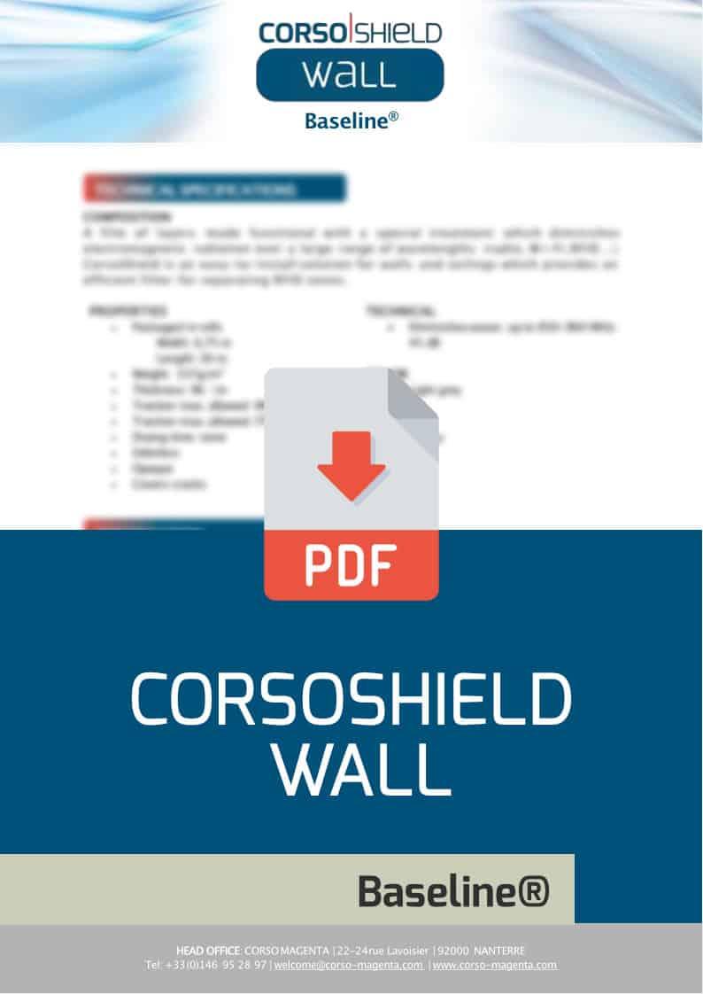 RFID shielding, Corso Shield Solutions -RFID shielding for retail store